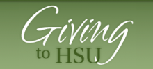 Giving to HSU Logo