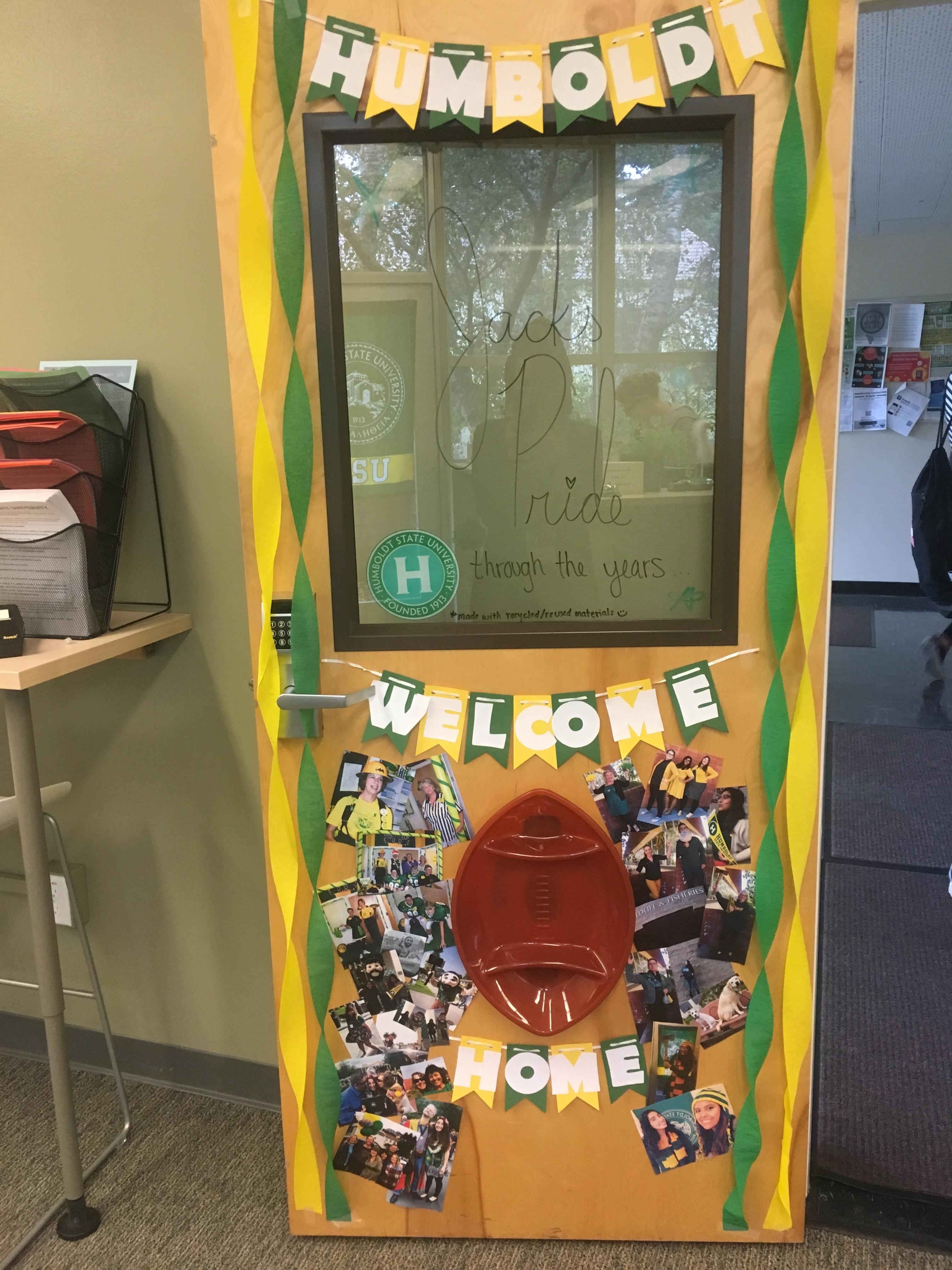 Homecoming Week 2018 Door Decorating Contest Results